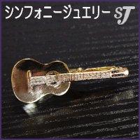 ネクタイピン ゴールド クラシックギター スタンダード タイバー MM-80T/CG/G ミュージックカラーショップ(旧ミュージックアミューズ)