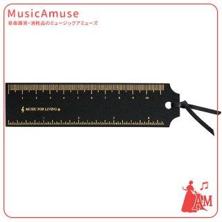 クラシックブックマーク レザー スケール/ブラックゴールド CBM88LSLBG ミュージックカラーショップ(旧ミュージックアミューズ)