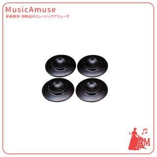 インシュレータープラスチック(UP用)ブラック IN-UP/BK ミュージックカラーショップ(旧ミュージックアミューズ)