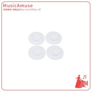 インシュレータープラスチック(UP用)ホワイト IN-UP/WN ミュージックカラーショップ(旧ミュージックアミューズ)
