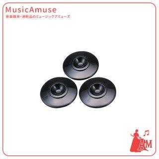 インシュレータープラスチック(GP用)ブラック IN-GP/BK ミュージックカラーショップ(旧ミュージックアミューズ)