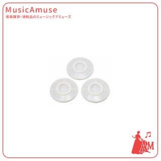 インシュレータープラスチック(GP用)ホワイト IN-GP/WN ミュージックカラーショップ(旧ミュージックアミューズ)