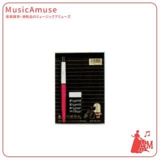 ACADEMY OF MUSIC スクールメモセット ピンク SS81PK ミュージックカラーショップ(旧ミュージックアミューズ)