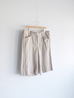 URU『LINEN SEMI-CREPE / EASY PANTS』50%OFF<img class='new_mark_img2' src='https://img.shop-pro.jp/img/new/icons20.gif' style='border:none;display:inline;margin:0px;padding:0px;width:auto;' />