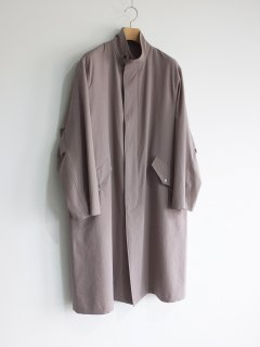 URU『FLY FRONT OVER COAT』30%OFF<img class='new_mark_img2' src='https://img.shop-pro.jp/img/new/icons20.gif' style='border:none;display:inline;margin:0px;padding:0px;width:auto;' />