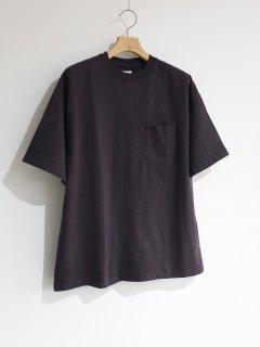 CIOTA『SUVIN COTTON 10/-度詰め吊り天竺ポケット付き S/S T-SHIRTS(別注カラー)』