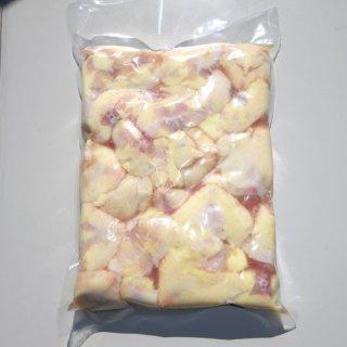 比内地鶏 テール(ボンジリ) 1kg 冷凍
