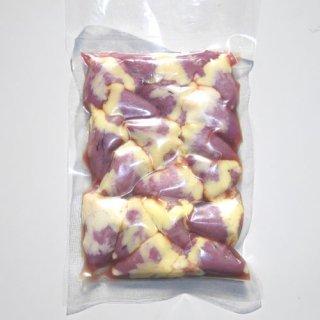 比内地鶏 ハツ 200g 冷凍