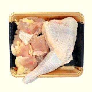 比内地鶏 唐揚げセット 冷凍
