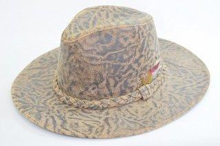 ウエスタンハット テンガロン 21266209 ブラウン 茶 帽子 ハット メンズ 紳士 レザー アメリカ製 インポート ファッション ネット通販