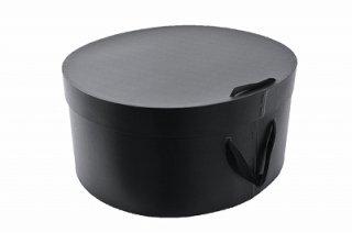 箱 中折 ブラック 黒 化粧箱 保管箱 帽子