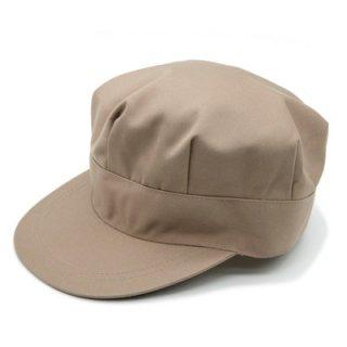 作業帽 キャップ TC八角帽 111413 E ブロンズ B反 帽子 メンズ 紳士 ハット 外作業 お値打ち ワークキャップ 軽作業 工場 DIY スポーツ 釣り アウトドア おしゃれ オールシーズン