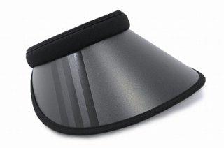 adidas アディダス クリップバイザー 311202 ブラック 黒 サンバイザー レディース 婦人 ファッション 帽子 ハット 吸汗速乾 UVカット90% 紫外線対策 熱中症対策 ネット通販 春夏