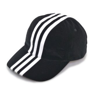 adidas アディダス キャップ 111711 ブラック 黒 帽子 メンズ 紳士 レディース 婦人 男女兼用 ベロア 吸湿速乾 スポーティー カジュアル ネット通販 秋冬
