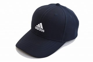 adidas アディダス キャップ 111405 ネイビー 紺 帽子 メンズ レディース 男女兼用 スポーツ ジョギング シンプル おしゃれ カジュアル ネット通販 オールシーズン