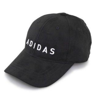 adidas 108-111202 ブラック 黒 メンズ レディース 男女兼用 吸汗速乾 サイズ調節可 フリー 浅め 軽い ロゴ 刺しゅう 紳士 婦人 ユニセックス UVケア ネット通販 秋冬