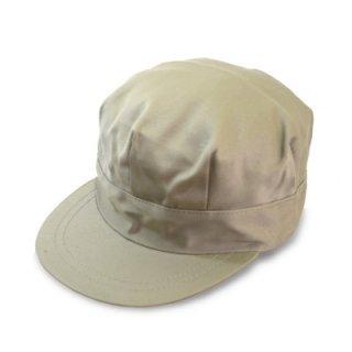 作業帽 キャップ 綿八角帽 111413 O ベージュ 帽子 メンズ 紳士 大きいサイズ M L LL ハット 外作業 お値打ち ワークキャップ 軽作業 オールシーズン