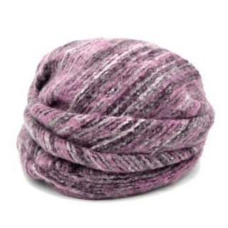 ターバン 239 ピンク レディース 婦人 サイズ調節可 帽子 防寒対策 暖かい もこもこ オシャレ 上品 日本製 プレゼント 無料ラッピング ネット通販 秋冬