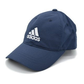 adidas アディダス キッズキャップ ネイビー 紺 キッズ 子供 こども フリー 54-57cm 小さいサイズ 色あせしにくい 洗濯機OK 洗える 吸汗速乾 ネット通販 春夏 112-211205