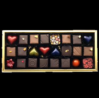 チョコレート24個