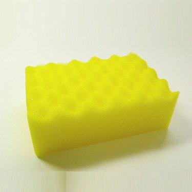 ソフトスポンジ(単体) 320個入り【K-14】食器・プラスチック用 日本製
