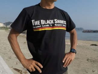 S/S・BLACK SHORTS(オーダー可)