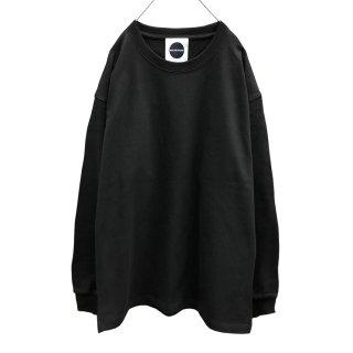 B/PRINT OVER L/S T-shirt