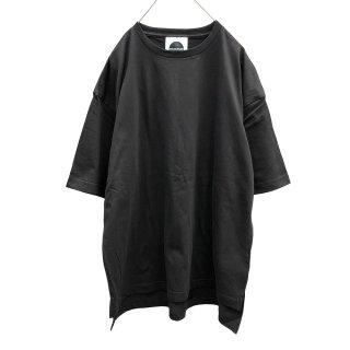 B/PRINT OVER T-shirt