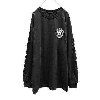 MaD×sads GRAPHIC OVER L/S T-shirt