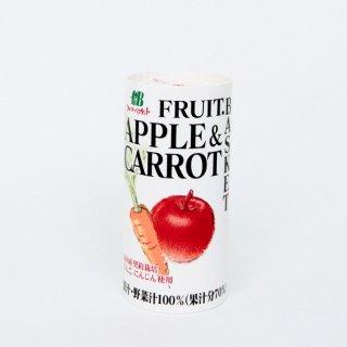 アップル&キャロット195g×30本【ケース販売】