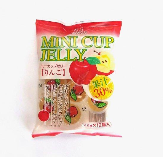 ミニカップゼリー(りんご)22g×12
