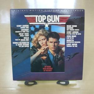 レコード TOP GUN