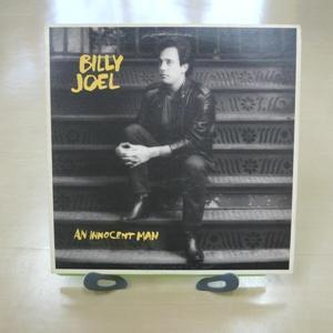 レコード BILLY JOEL 「AN INNOCENT MAN」