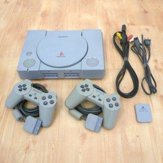 【ジャンク】SONY PlayStation [SCPH-5500] //プレイステーション