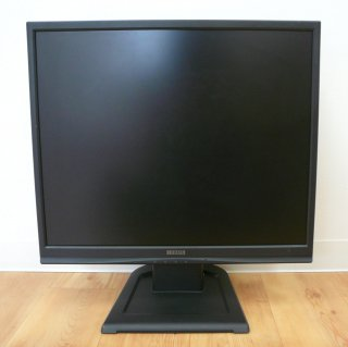 液晶モニタ・ディスプレイ【I・O DATA】LCD-AD198GEB-X(19インチ)