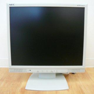 液晶モニタ・ディスプレイ【NEC】LCD73VXM-V(17インチ)