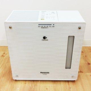 気化式加湿機【Panasonic】FE-KXM07・ナノイー搭載//美品