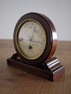 アメリカ製 温湿度計(バロメーター)