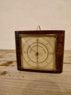 ドイツ 気圧計(バロメーター)