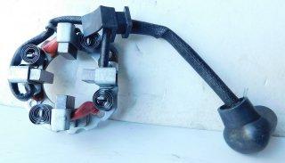●ブラシホルダー●シマズ製 LPガス車載車仕様 パワーゲートモーター用 LM220-05【新品】