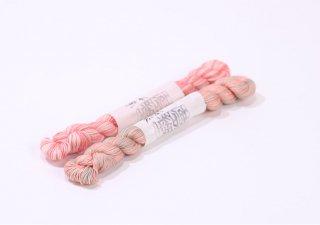 桜染 刺し子糸