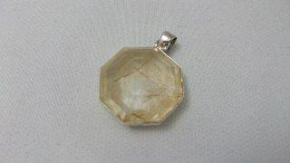 針水晶 シルバー925