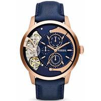 【人気ナンバー1】正規品 FOSSIL フォッシル TOWNSMAN タウンズマン ME1138 腕時計 メンズ TWIST ネイビー レザー  商品画像