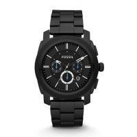 【モータスポーツ好き】正規品 即納可/限定セール☆フォッシル FOSSIL MACHINE マシーン 腕時計 オールブラック クォーツ FS4552 ステンレス 商品画像