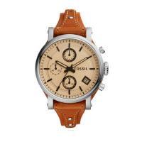 【入手困難】 正規品 FOSSIL フォッシルORIGINAL BOYFRIEND オリジナルボーイフレンド 腕時計レディース ES4046 ブラウン レザー クロノグラフ 商品画像