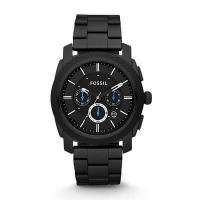 正規品 フォッシル FOSSIL MACHINE マシーン メンズ 腕時計 ブラック クォーツ FS4487 シリコン ストップウォッチ 商品画像