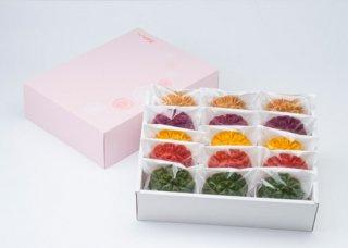 【K-013】花咲かりん詰め合わせ箱入り(15個入り)