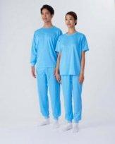 クリーンルーム用インナーウエア上衣(長袖)DM300