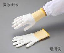 アズピュア耐切創手袋(レベル3)手の平コート無し 3-8032