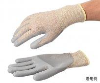 バサルト耐切創手袋(レベル5)手の平コート有り3-9461